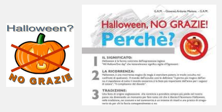 Halloween in Italy: cultural appropriation, or imposition? /img/halloween-no-grazie.png