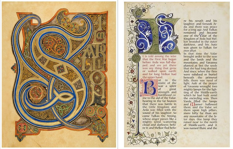 The Silmarillion, or the absurdity of eternal copyright /img/illuminated-silmarillion.jpg